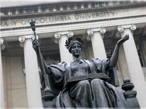 columbia-alma-mater-statue